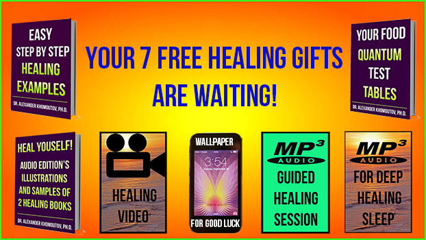 Get Free Healing Gifts Here