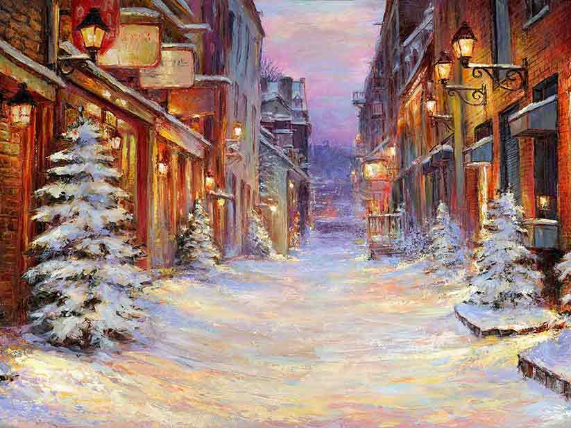 Light Of Christmas Owl City
