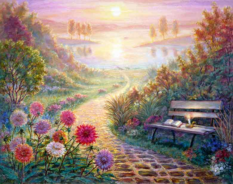 Quot Healing Path Quot For Your Healing And Good Luck Art