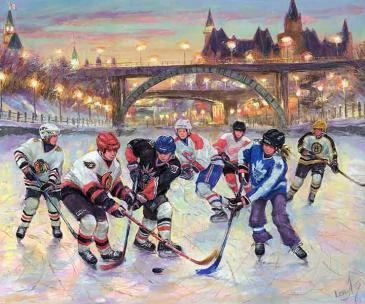 -art-prints-Québec-origianal-six-6-good-luck-7